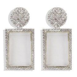 Caroline earrings silver