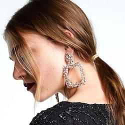 Joelle earrings white