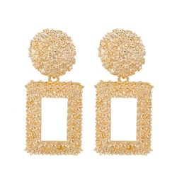 Lilly earrings gold