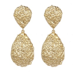 Afrodite earrings gold