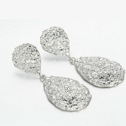 Afrodite earrings silver