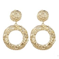 Kalifa earrings gold