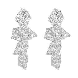 Chika earrings silver