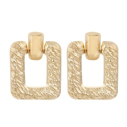 Freja earrings gold