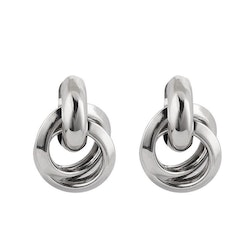 Audrey earrings silver