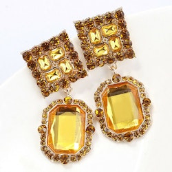 Michelle earrings gold