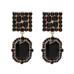 Michelle earrings black