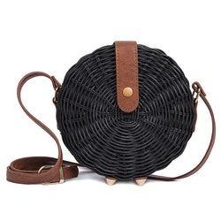Mor & Dotter Mia crossbody bag black