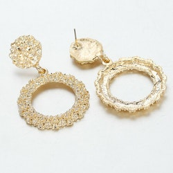 Claudia earrings gold