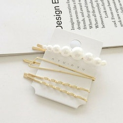 2 pack Pearl Hair Pins