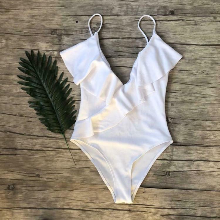 Felicia ruffle swimsuit