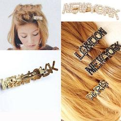 Hair clip New york