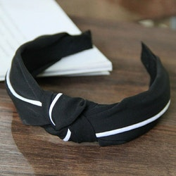 Headband Black/white