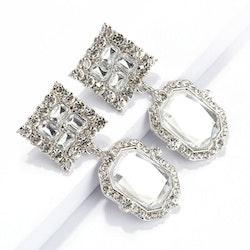 Michelle earrings silver