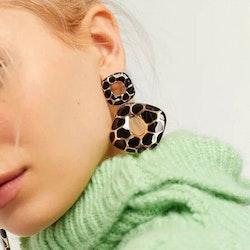 Andrea earrings black