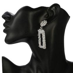 Jenna earrings silver