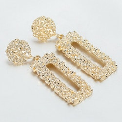 Jenna earrings gold