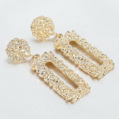 Jenna earrings gold