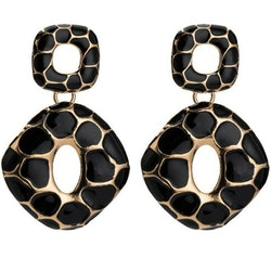 Andrea earrings black