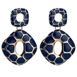 Andrea earrings blue