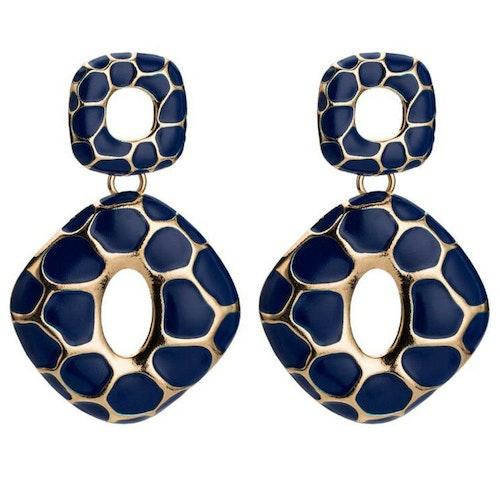 Andrea earrings blue