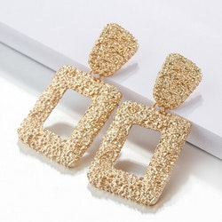Lima earrings gold