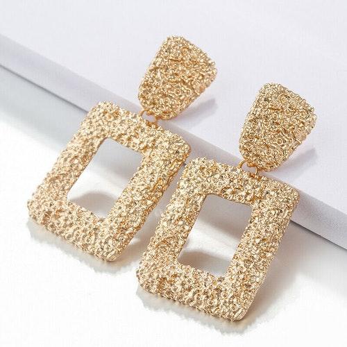 Lima earrings gold