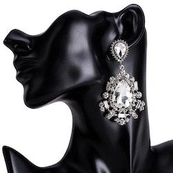 Silvia earrings silver