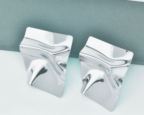 Milla Earrings silver