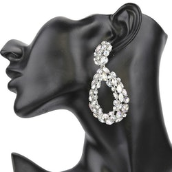 Kate earrings silver