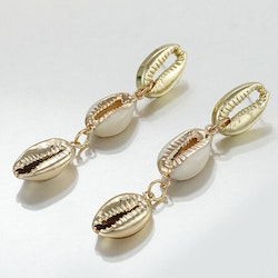 Melissa seashell earrings