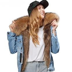 Valeria denim jacket