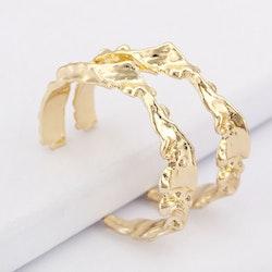 Adriana earrings gold