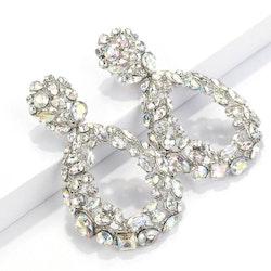 Kate earrings silver