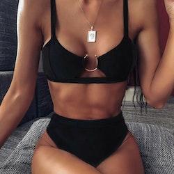 Ibiza bikini black
