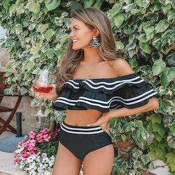 Ava ruffle bikini