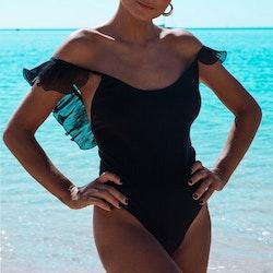 Angel swimsuit black