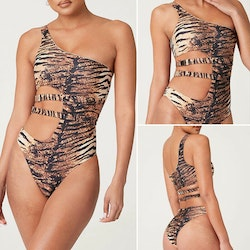Avery Swimsuit tiger