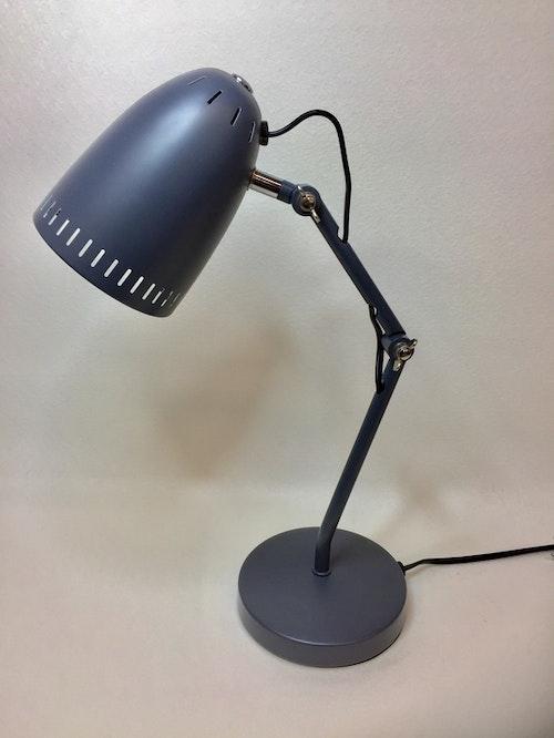Dynamo bordslampa matt svart