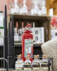 Brandsläckare Tomato Ketchup Fire Design