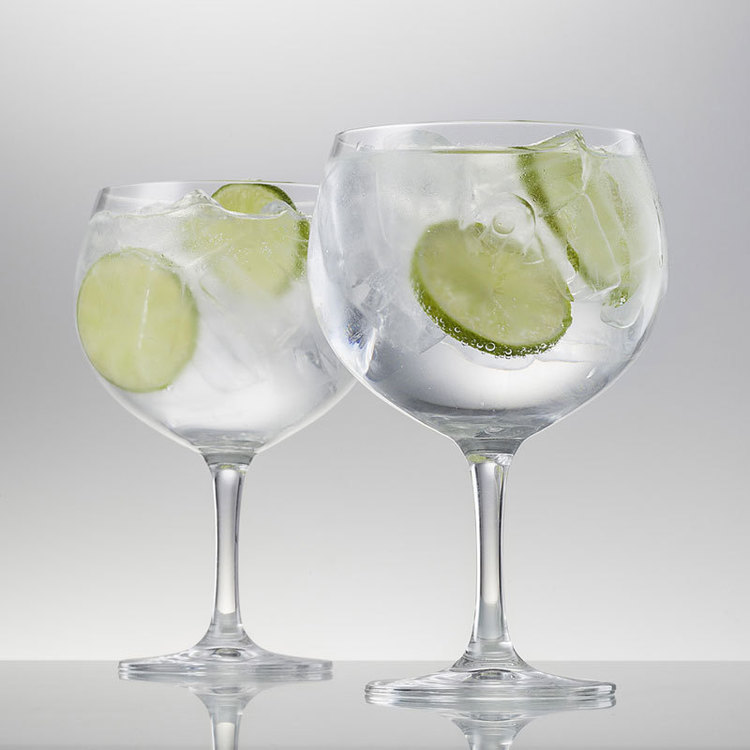 GIN &TONIC GLAS 2-pack