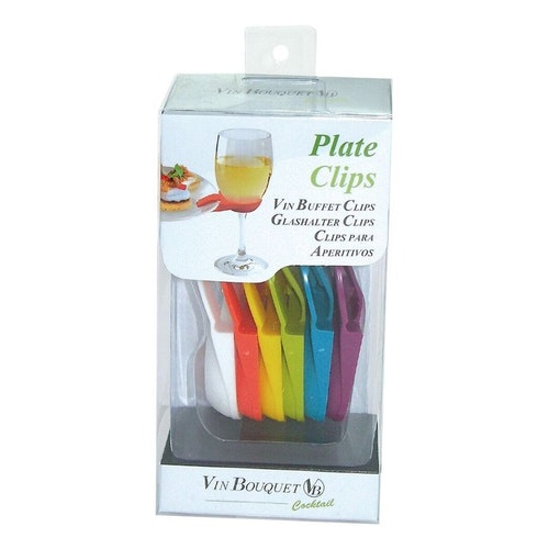 plate clips