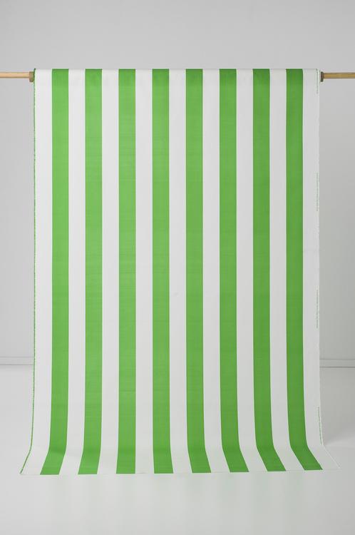 Tyg rand grön