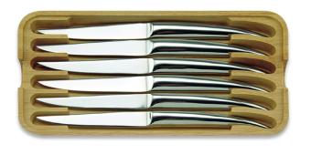 Heritage Laguiole 6 Steak Knives