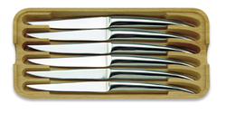 Heritage Laguiole 6 Steak Knives