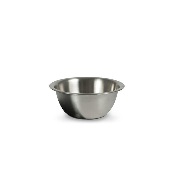 Rostfri skål