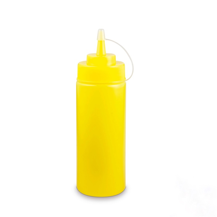 Squeezy Bottle Gul 150 ml