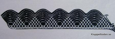 Ljuskrona ljusmanschett 4x20 cm