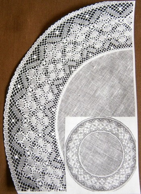 Midsommardans diameter 40 cm