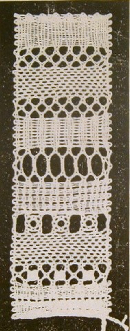 Trasmatta (övningsspets) 3,5x10,5 cm